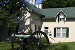Stonewall Jackson's headquarters museum