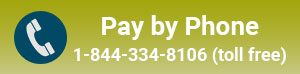 Pay by phone toll free
