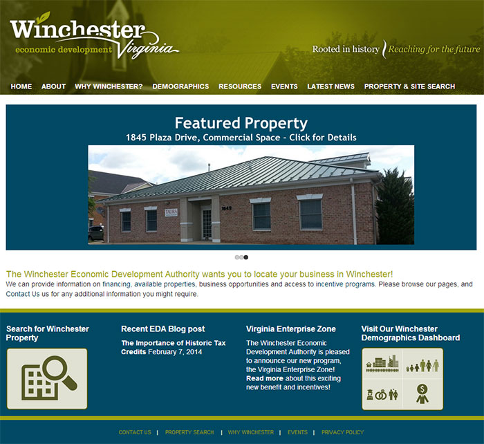 Winchester Economic Development Authority