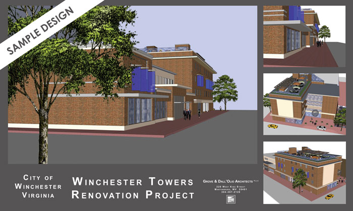 Winchester Towers Sample Design
