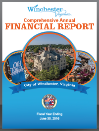 FY16 Comprehensive Financial Report