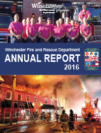 2016 Fire and Rescue Annual Report