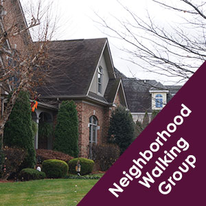 Neighborhood Walking Groups