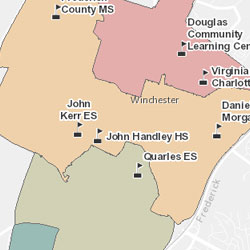 GIS Maps | City of Winchester