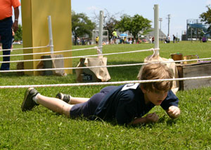 2012 World Explorer Obstacle Course