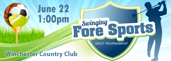 Swinging Fore Sports Golf Tournament