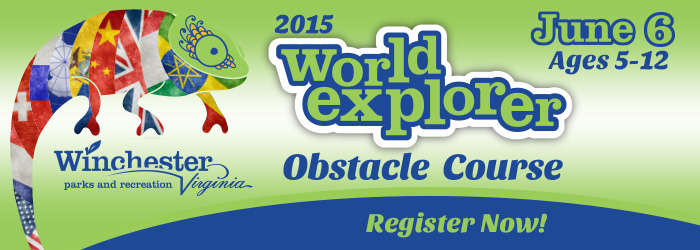 2015 World Explorer Obstacle Course
