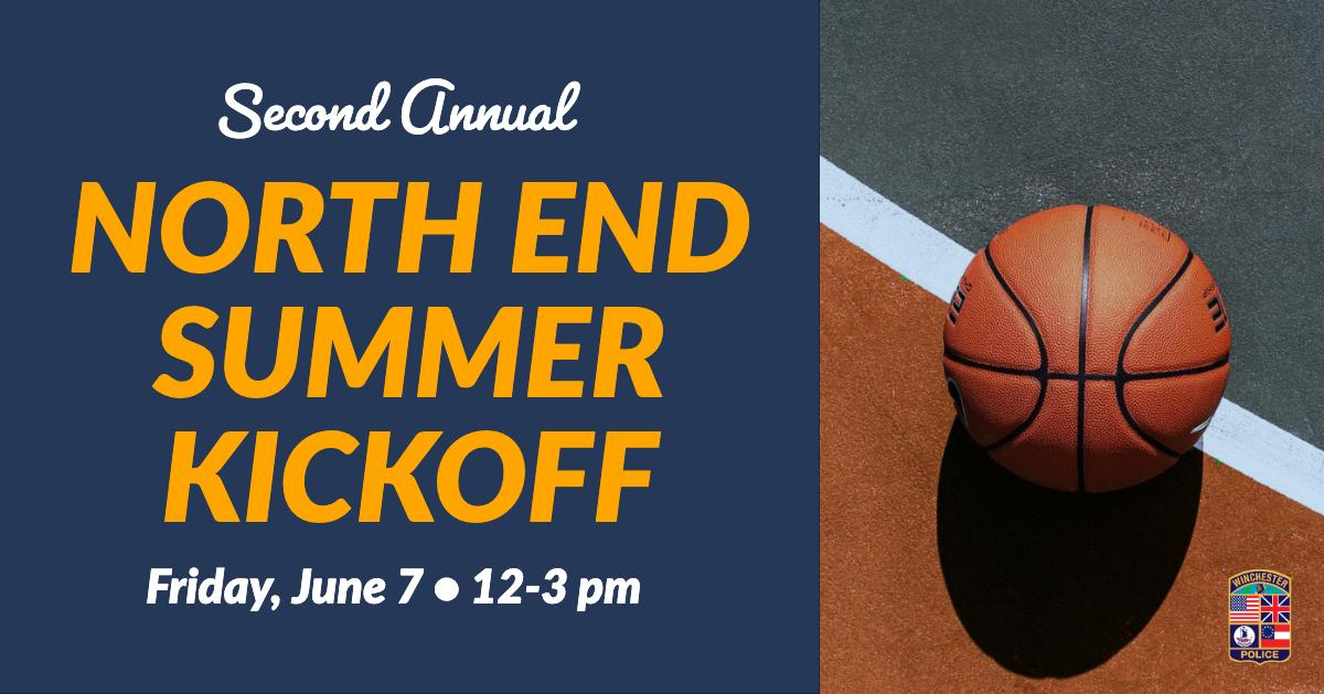 North End Summer Kickoff web banner