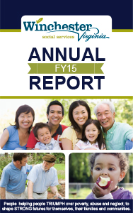 FY15 Social Services Annual Report