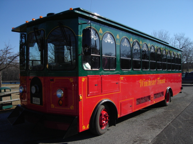 Winchester Transit - Trolley