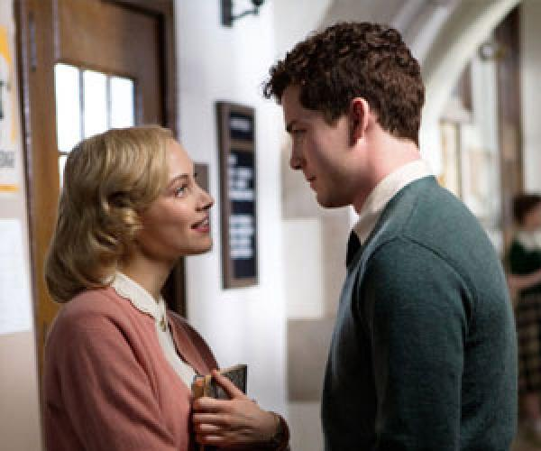 Indignation movie
